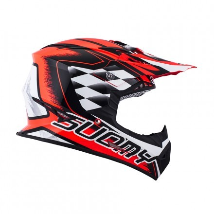Suomy casco Rumble - Strokes