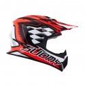 Suomy casco motocross Rumble - Strokes taglia S
