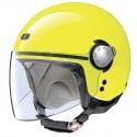 Grex G3.1 Malibu' jet helmet - 26 Led Yellow