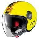 Nolan N21 Visor Joie De Vivre jet helmet - 38 Led Yellow