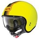 Nolan N21 Joie De Vivre jet helmet - 61 Led Yellow