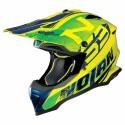Nolan casco motocross N53 - Whoop 49 Led Yellow