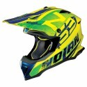 Nolan N53 Whoop Led cross helmet - 49 Led Yellow