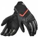 Rev'it glove Neutron 2 - Black/Red
