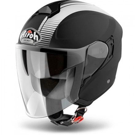 Airoh casco Hunter - Simple