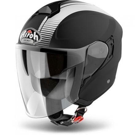 Airoh casco Hunter - Simple