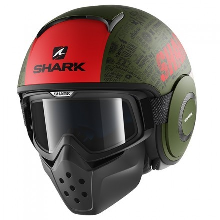 SHARK CASCO DRAK - TRIBUTE RM MAT