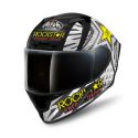 Airoh casco integrale Valor Rockstar - Matt taglia M