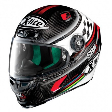 X-Lite casco X-803 Ultra Carbon - Sbk