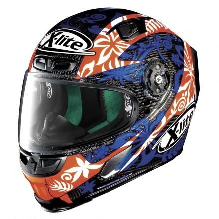 X-Lite casco X-803 Ultra Carbon - Petrucci