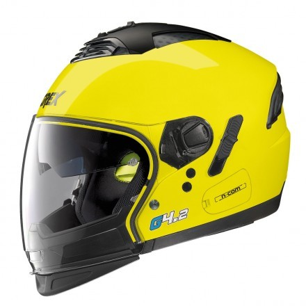 Givi casco G4.2 Pro - Kinetic Yell