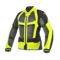 Clover ventouring-2 wp airbag - 4 in 1 jacket - Black/Yellow