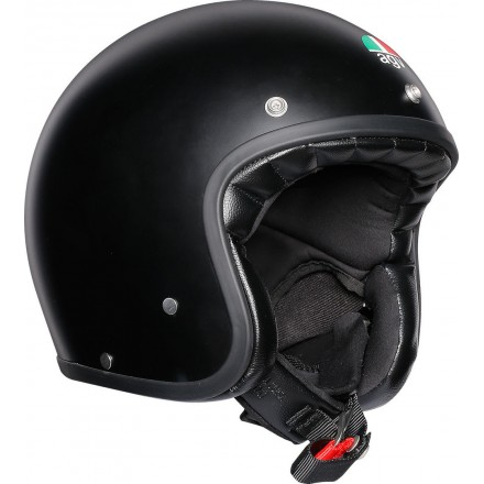 Agv casco X70 Matt Black