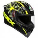 Agv casco integrale K1 Top VR46 Flavum 46- taglia ML