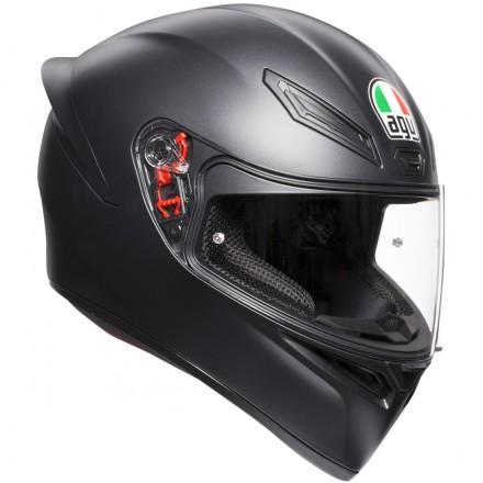 Agv casco K-1 - Solid Matt Black