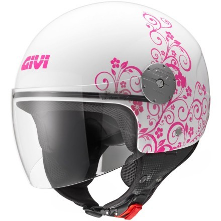 Givi casco H10.7 Mini-J Art Noveau