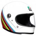 Agv Legend X3000 Gloria vintage full face helmet