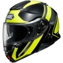 Shoei casco modulare Neotec 2 - Excursion TC3 Glossy Yellow/Black