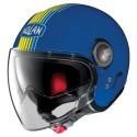 Nolan N21 Visor Joie De Vivre jet helmet - 33 Denim Blue