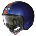 Nolan N21 Joie De Vivre jet helmet 59 Flat Cayman Blue