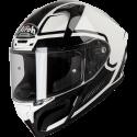 Airoh Valor Marshall full face helmet - White Gloss