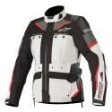 Alpinestars giubbotto donna Stella Andes Pro Drystar® Tech-Air compatibile - 9113 GrayBlackRed