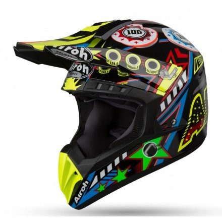 Airoh casco Switch - Flipper
