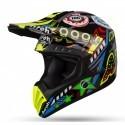 Airoh casco motocross Switch Flipper - Gloss taglia S