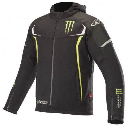 Alpinestars giacca uomo Monster Orion Techshell Drystar