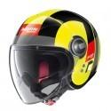 Nolan casco jet N21 Visor Spheroid - 47 Led Yellow