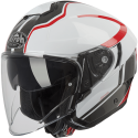 Airoh Hunter Soul jet helmet - White Gloss