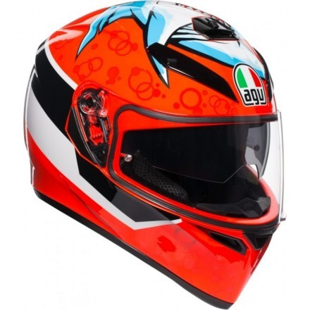 Agv casco K-3 Sv Pinlock multi - Attack