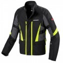 Spidi giubbotto uomo Traveler 2 H2Out - 486 Black/YellowFluo