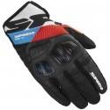 Spidi Flash-R Evo glove - 085 Red/LightBlue