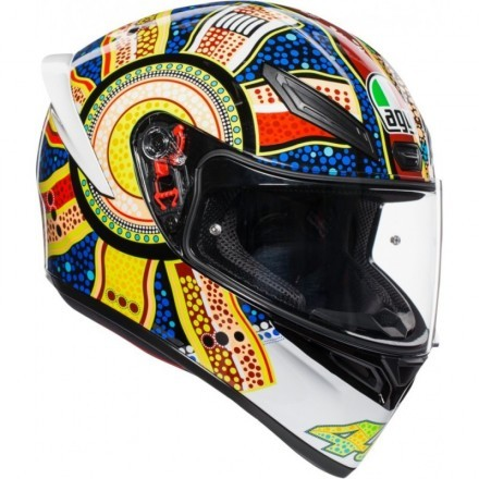 Agv casco K1 Top - Rossi Dreamtime