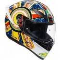 Agv casco integrale K1 Top Rossi Dreamtime