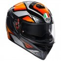 Agv casco integrale K-3 Sv Pinlock multi Liquefy-Taglia S