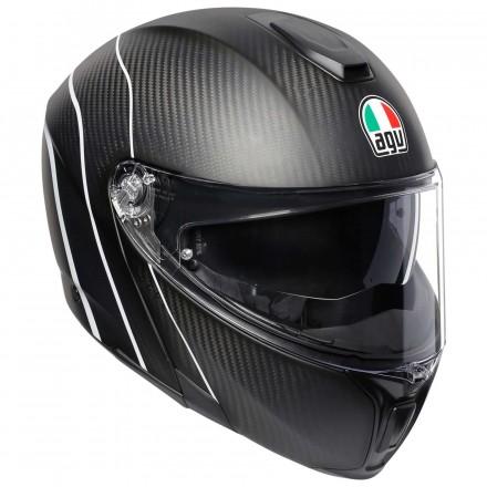 Agv casco Sportmodular - Refractive