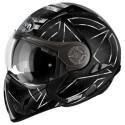 Airoh casco componibile J106 Command - Black Matt