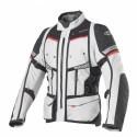 Clover Gts-4 wp Airbag man jacket - Black/Grey