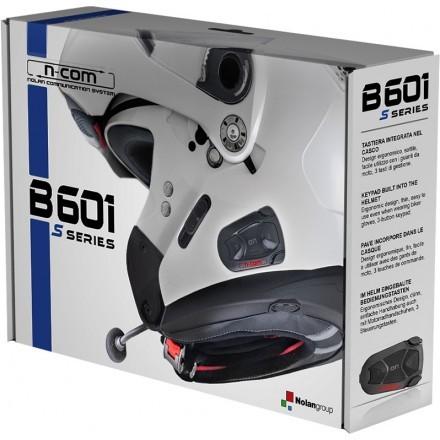 Nolan N-Com interfono bluetooth singolo B601 S series