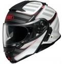 Shoei casco modulare Neotec 2  - Splicer TC6 Matt White/Black - Taglia M