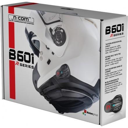 Nolan N-Com interfono bluetooth singolo B601 R series