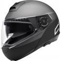 Schuberth C4 Pro flip up helmet - Swipe Grey