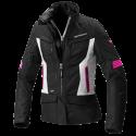 Spidi Voyager 4 H2Out lady jacket - 545 Black/Fuchsia