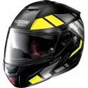 Nolan N90-2 Euclid N-Com flip up helmet - 27 Flat Black