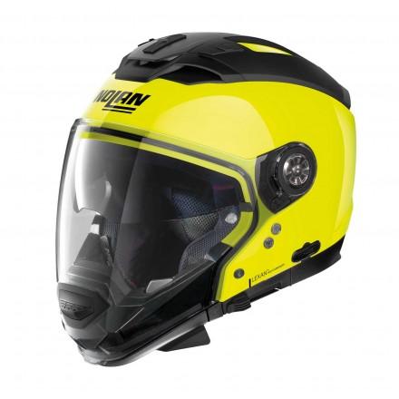 Nolan casco N70-2 GT Hi-Visiblity N-Com
