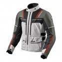 Rev'it jacket Offtrack - Silver/Red