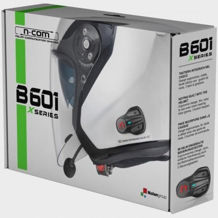 Nolan N-Com interfono bluetooth singolo B601 X series