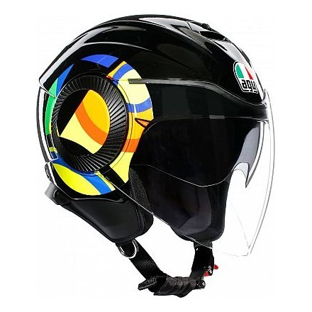 Agv casco Orbyt - Sun&Moon